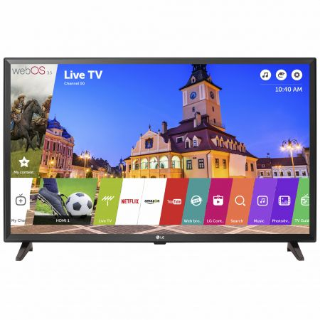 Televizor LED Smart LG, 80 cm, 32LJ610V, Full HD