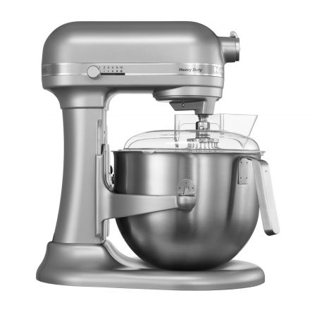 Mixer de bucatarie gri 6.9L Heavy Duty - KitchenAid inox