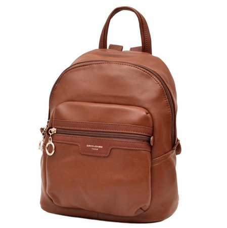 Rucsac maro dama David Jones CM3530