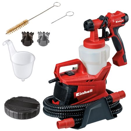 Pistol electric de vopsit Einhell TC-SY 700 S, 700W, 1000 ml
