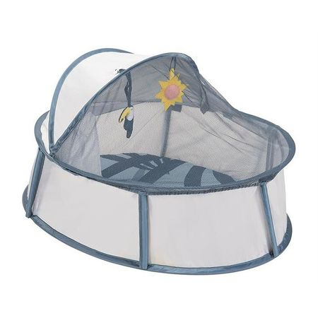 Cortul Anti-Uv Big Babyni 2 In 1 bebelusi - Babymoov Tropical