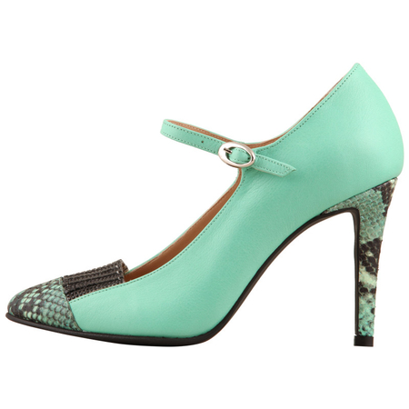 Pantofi Verde de dama Hotstepper Nightlight Saltwater