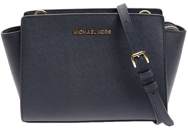 Michael Kors Selma Bag Blue