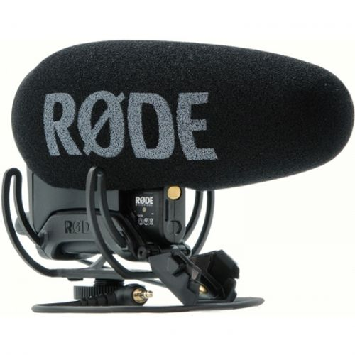 Rode Videomic Pro  - Microfon de camera directional