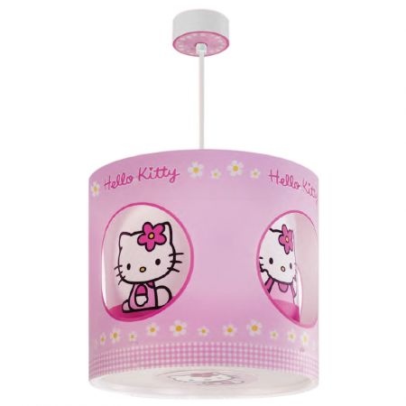 Pendul rotativ HELLO KITTY E27 1x60W