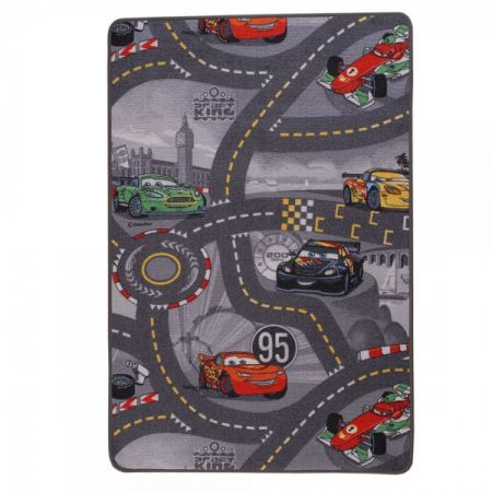 Covor Disney Cars ,67 x 110 cm , 1800 gr/mp