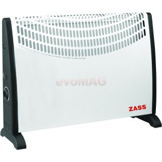 Convector electric Zass ZKH 02, 2000W