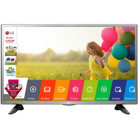 Televizor LED Game TV LG, 80 cm, 32LH510B, HD Ready
