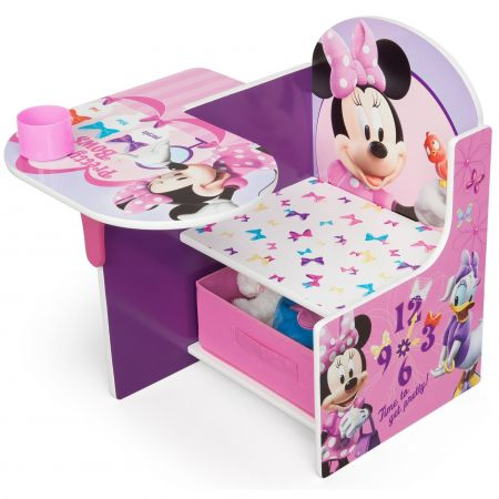 Scaun de masa multifunctional Delta Children Disney Minnie Mouse