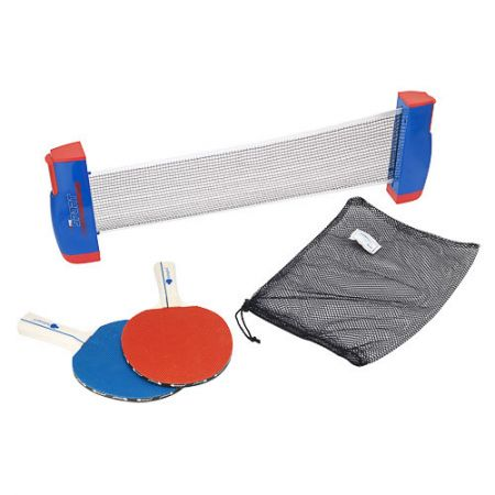 Set de palette si plasa, Pre-sport table duo ball, copii 5-12 ani