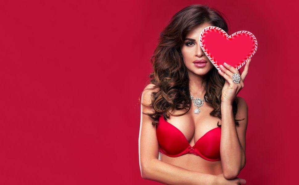 clasic site autorizat cumpăra bine Lenjerie intima rosie pentru femei elegante - din dantela, satin ...