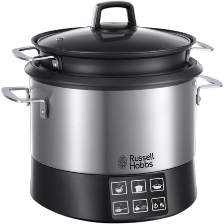 Multicooker Russell Hobbs 23130-56, 1000W, 4.5 l, 8 programe, Slow cook