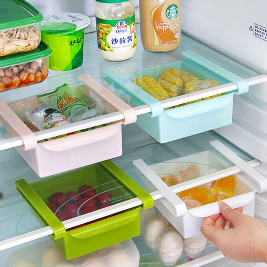 Cutii depozitare alimente in frigider - avocado, ceapa, branza, recomandari